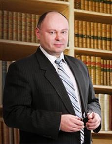 Teisininkas Igor Smirnov